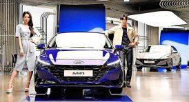 All New Hyundai Avante (Elantra) Debuts in South Korea 8