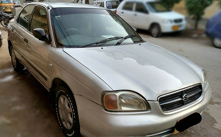 Best Local Assembled 1300cc Sedan in Pakistan 8