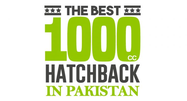Best Local Assembled 1000cc Hatchback in Pakistan 1