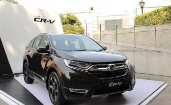 Honda Updates the 2020 CR-V in India priced from INR 28.27 Lac 18