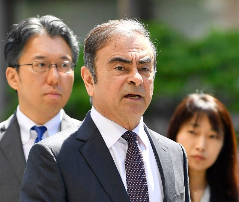 Carlos Ghosn Promises New Revelations in His Upcoming Book 2