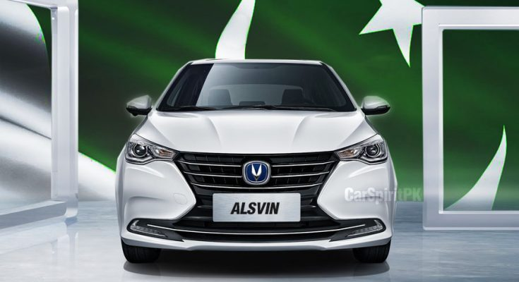 Changan Preparing to Launch its First Sedan in Pakistan 1
