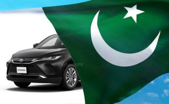 Is Toyota Harrier the New Hybrid SUV IMC Intends to Launch in Pakistan? 1