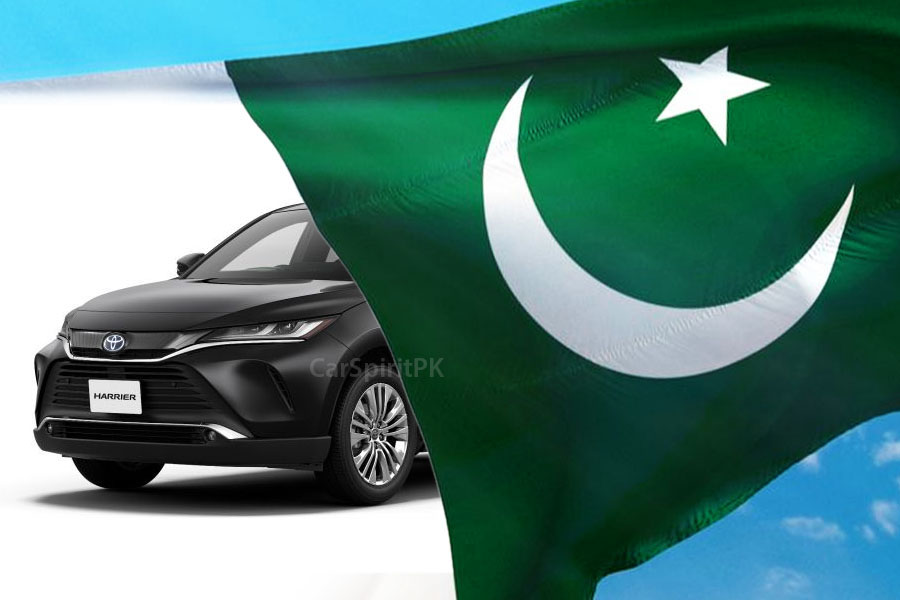 Is Toyota Harrier the New Hybrid SUV IMC Intends to Launch in Pakistan? 6