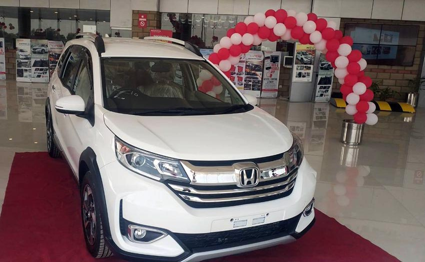 Honda BR-V Discontinued in India 3