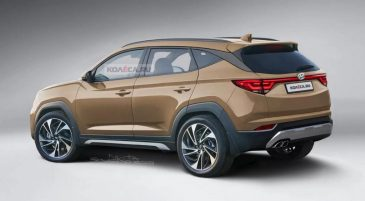 More Details on the 4th Gen Hyundai Tucson 10