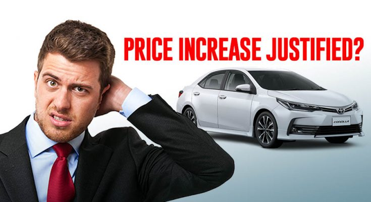Is the Latest Price Increase by IMC Justified? 1