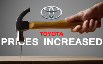 Toyota Car Prices Increased by Up to Rs 500,000 8
