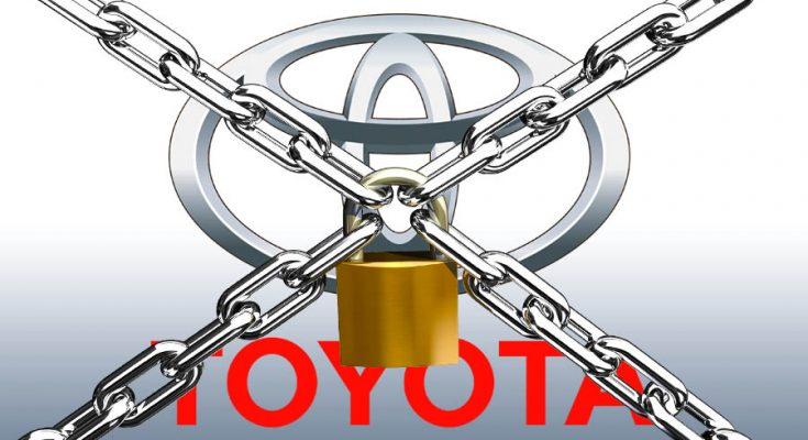 Toyota Pakistan Plant to Remain Closed Indefinitely 1