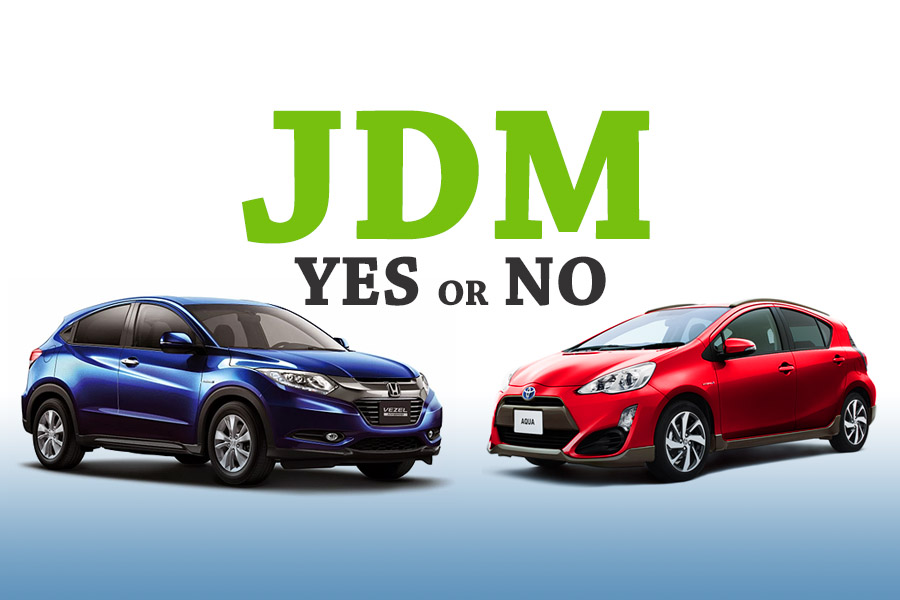 Should Government Allow Importing Used JDMs 9