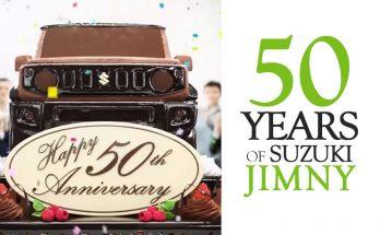 Suzuki Celebrates 50 Years of Jimny 9