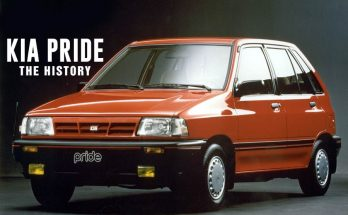 History of Kia Pride- the First Kia in Pakistan 4