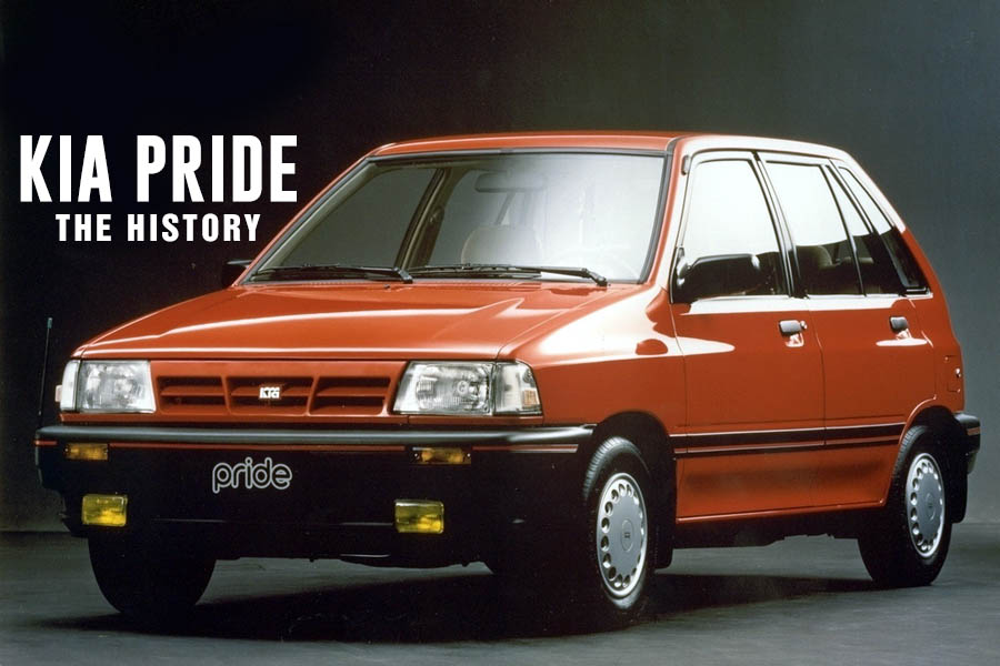 History of Kia Pride- the First Kia in Pakistan 2