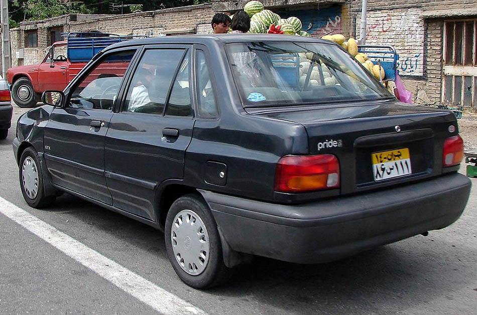 History of Kia Pride- the First Kia in Pakistan 13