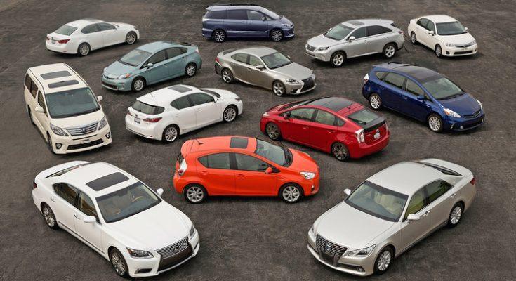 Toyota Hybrid Sales Exceeds 15 Million Units Worldwide 1