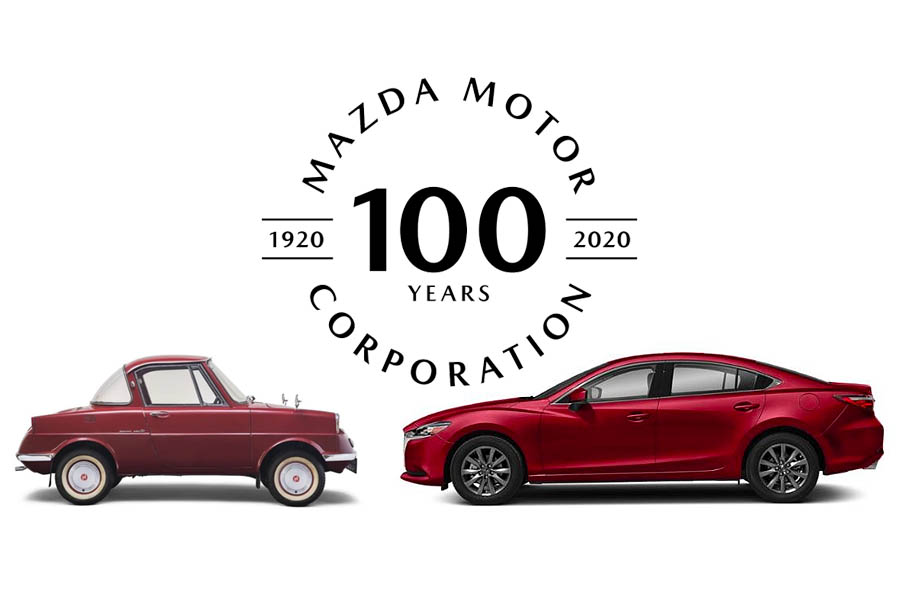 Mazda Completes 100 Years 6