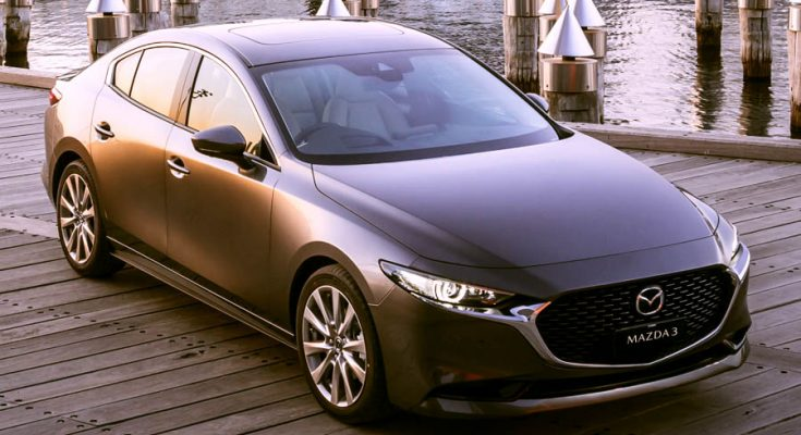 Another Feather in the Cap for Mazda3 1