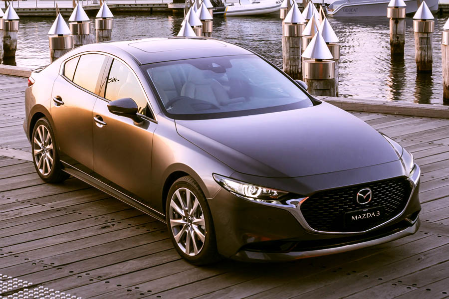 Another Feather in the Cap for Mazda3 2
