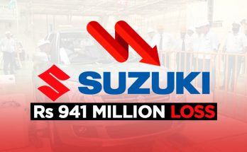 Pak Suzuki Suffers Rs 941 Million Quarterly Loss 3