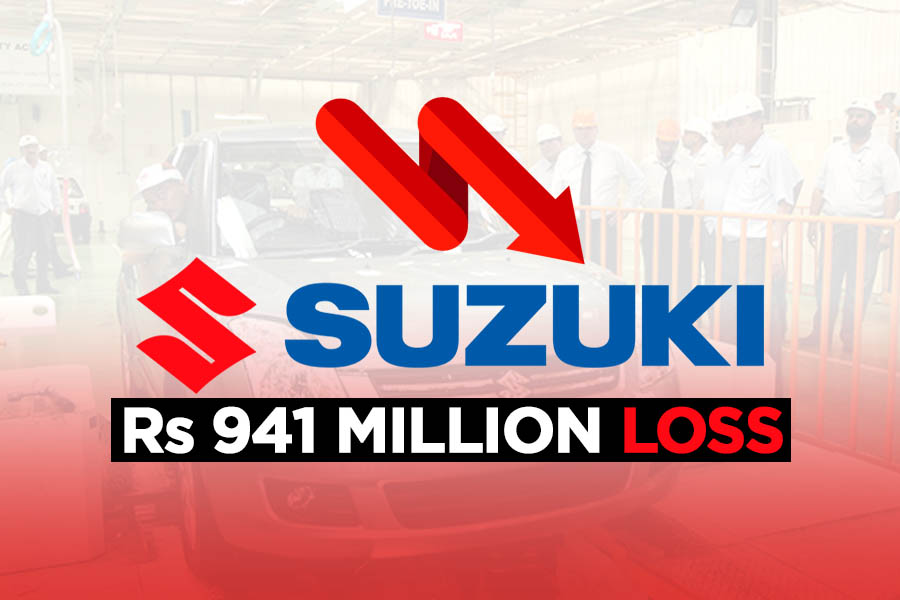 Pak Suzuki Suffers Rs 941 Million Quarterly Loss 5