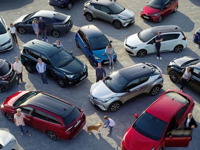 Toyota Hybrid Sales Exceeds 15 Million Units Worldwide 2