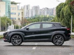 Changan All Set to Launch UNI-T SUV in China 5