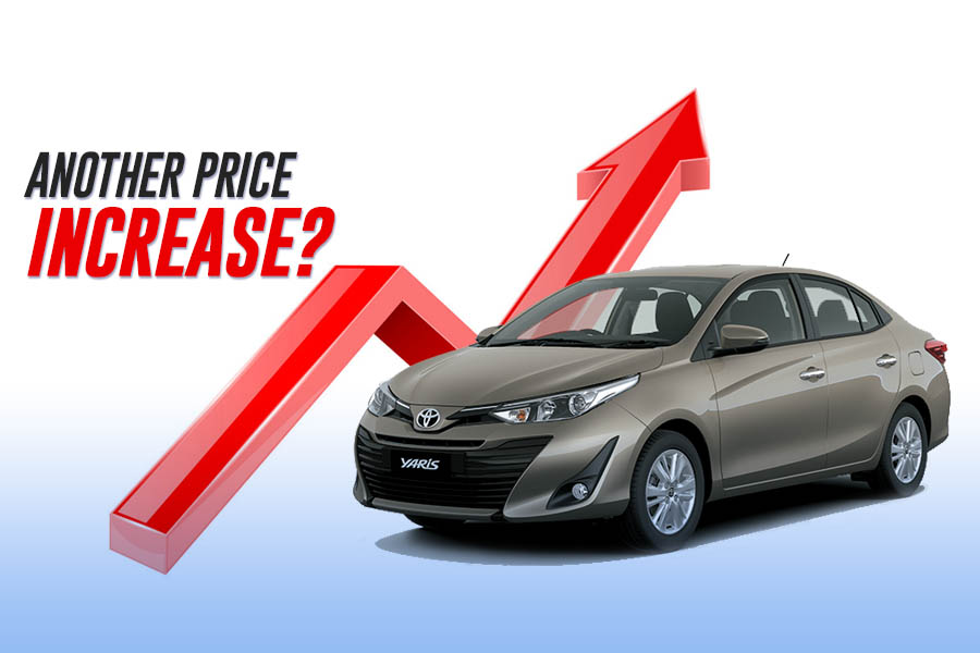 Another Increase in Car Prices Expected? 4