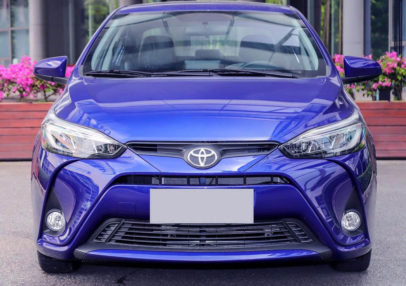 Is China-Spec Toyota Yaris Better Looking Than the Yaris We Have Here? 14