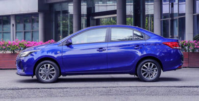 Is China-Spec Toyota Yaris Better Looking Than the Yaris We Have Here? 15