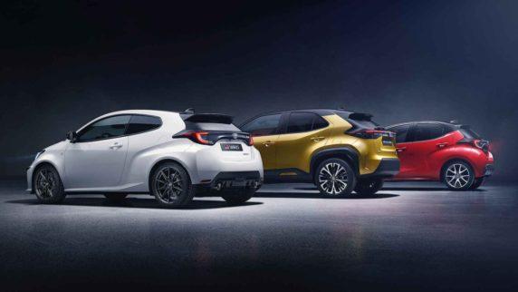 Toyota Unveils the Yaris Cross Hybrid 8
