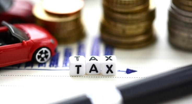 Tax Collection from Car Registrations Declined by 40% 1