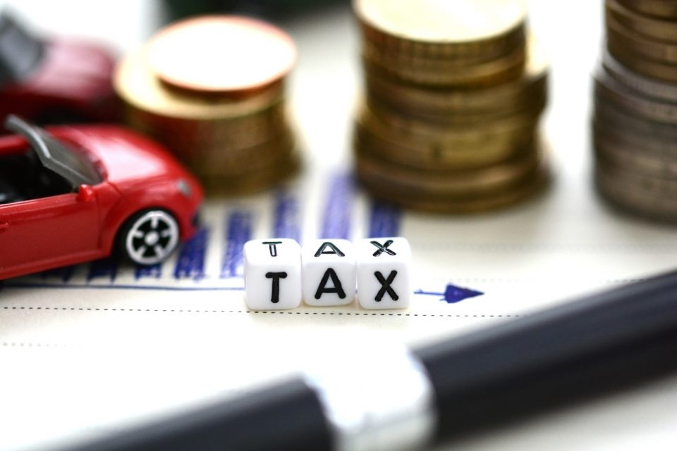 Tax Collection from Car Registrations Declined by 40% 5