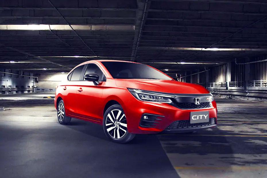 2020 Honda City Brochure Leaked Ahead of Launch in India 10