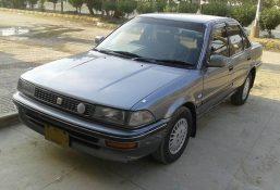 Remembering the Toyota Corolla E90 28