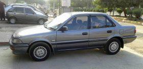 Remembering the Toyota Corolla E90 29
