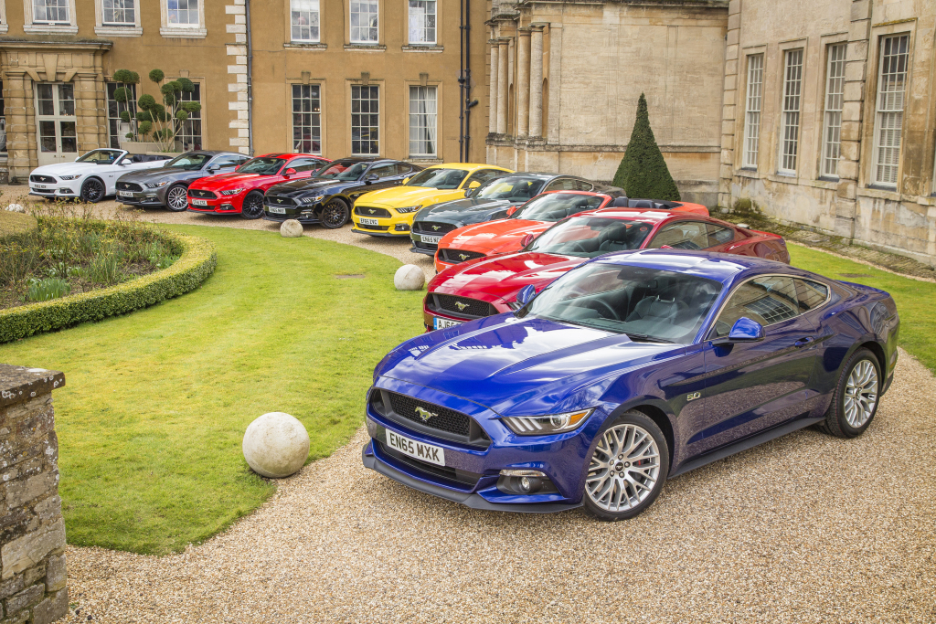 Ford Mustang Remains World's Bestselling Sports Car for 5 Consecutive Years 2