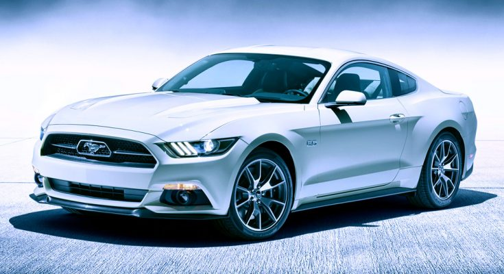 Ford Mustang Remains World's Bestselling Sports Car for 5 Consecutive Years 1