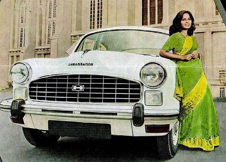 India to Resurrect the Iconic Ambassador 8