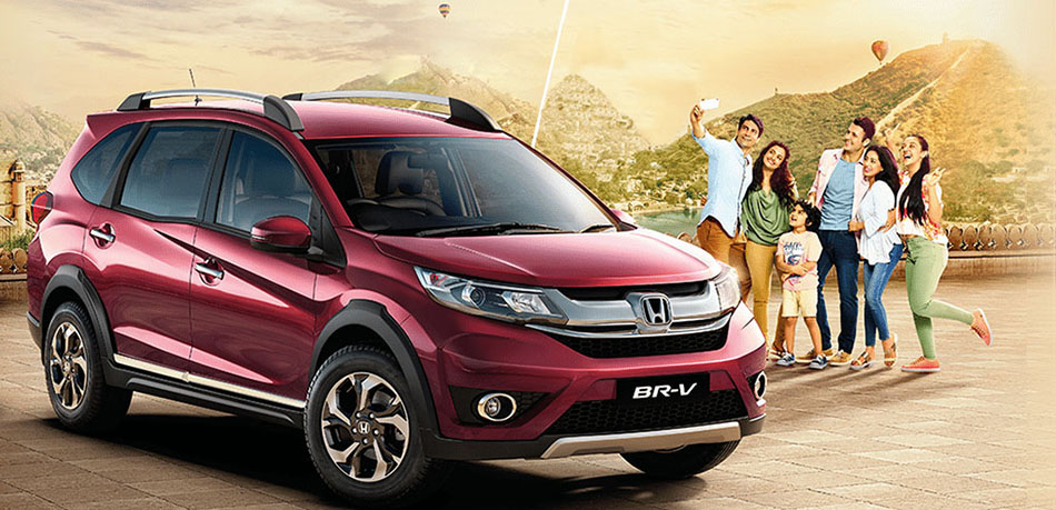 Honda BR-V Discontinued in India 2