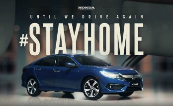 Honda's Latest Commercial Made Entirely from Home 3