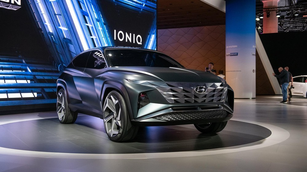 More Details on the 4th Gen Hyundai Tucson 8