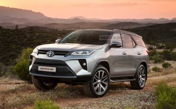 Speculative Renderings: 2020 Toyota Fortuner Facelift 9