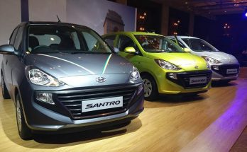 BS-VI Compliant Hyundai Santro CNG Launched in India at INR 5.84 lac 3