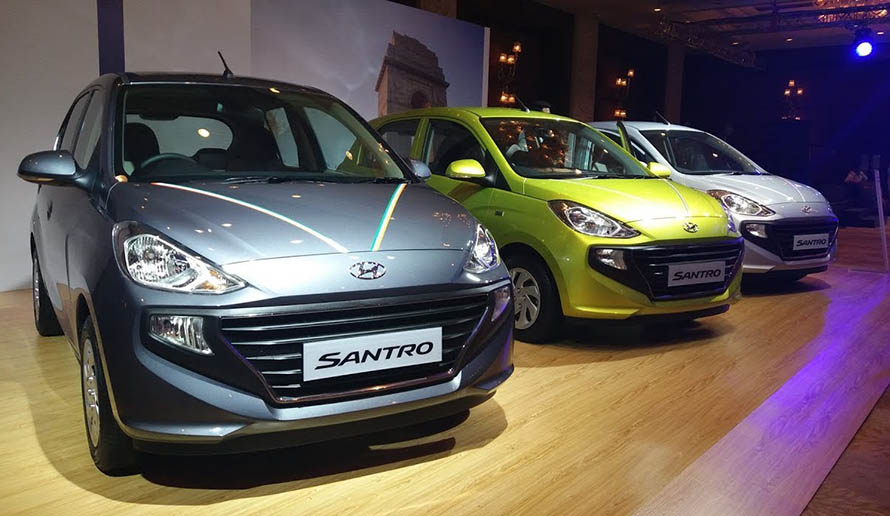 BS-VI Compliant Hyundai Santro CNG Launched in India at INR 5.84 lac 13
