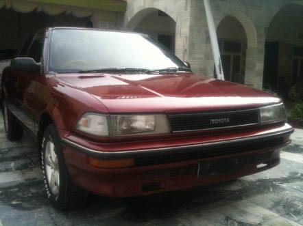 Remembering the Toyota Corolla E90 31