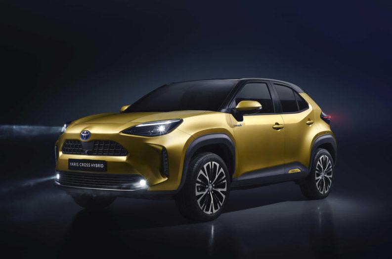 Toyota Unveils the Yaris Cross Hybrid 1