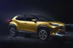First Real-Life Images of 2020 Toyota Yaris Cross 11