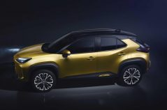 Toyota Unveils the Yaris Cross Hybrid 4