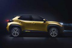 Toyota Unveils the Yaris Cross Hybrid 11
