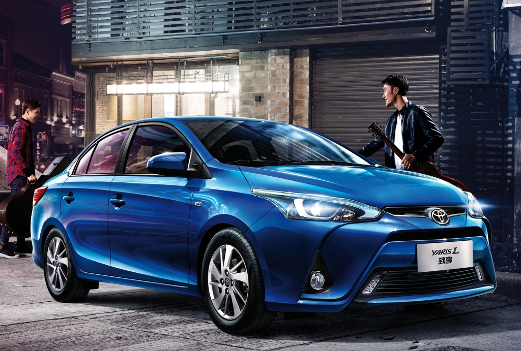 Is China-Spec Toyota Yaris Better Looking Than the Yaris We Have Here? 9